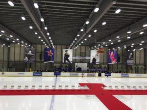 関西大学アイススケートリンク